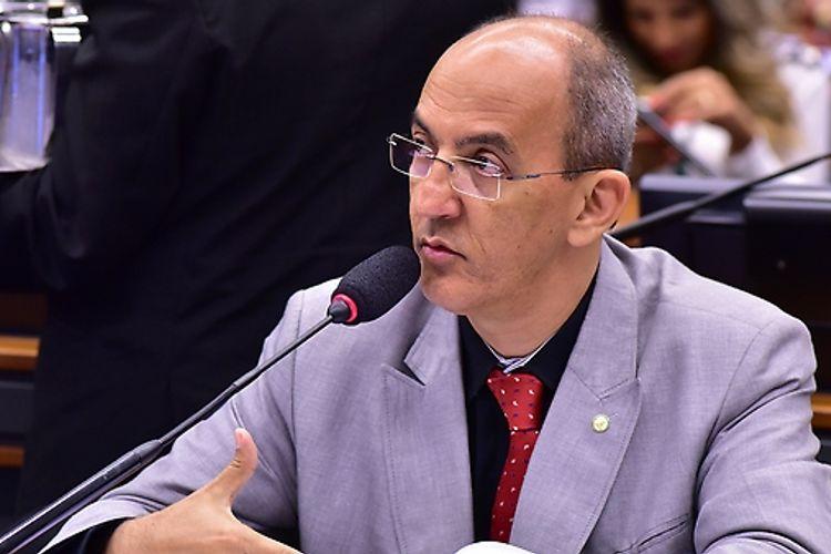 Reunião ordinária para leitura e discussão do relatório final do dep. José Rocha (PR-BA). Dep. Arnaldo Jordy (PPS-PA)