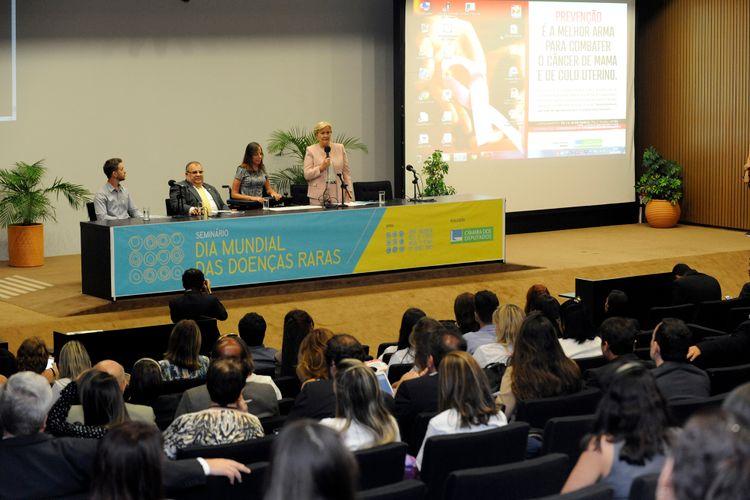 Seminário Dia Mundial das Doenças Raras