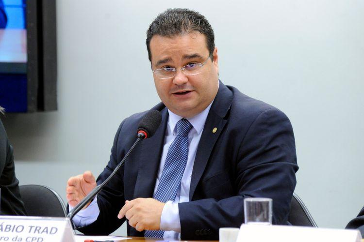 Audiência pública sobre a pessoa autista e o sistema de saúde no Brasil. Dep. Fábio Trad (PSD - MS)