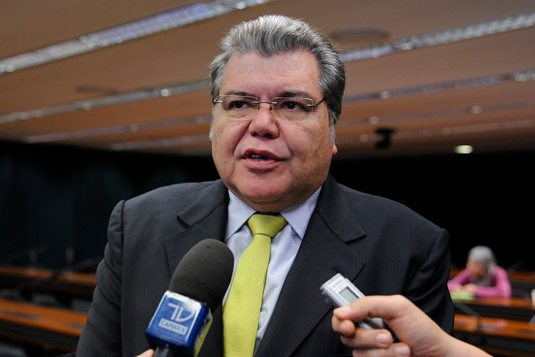Dep. Sarney Filho (PV-MA) concede entrevista