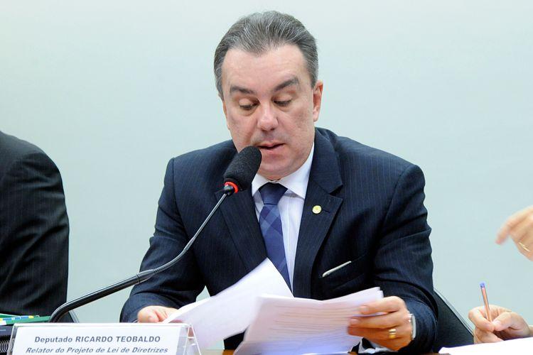 Reunião Extraordinária. Dep. Ricardo Teobaldo (PTB-PE)