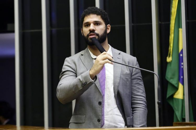 Sessão Solene em homenagem aos 131 Anos da Assinatura da Lei Áurea. Dep. David Miranda (PSOL - RJ)