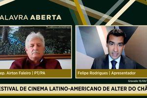 Capa - Festival de Cinema Latino-Americano de Alter do Chão