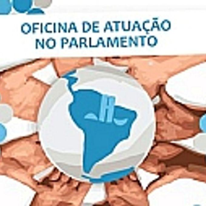 Logo da Oficina de Atuação no Parlamento