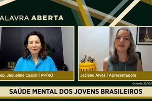 Capa - Saúde mental dos jovens brasileiros