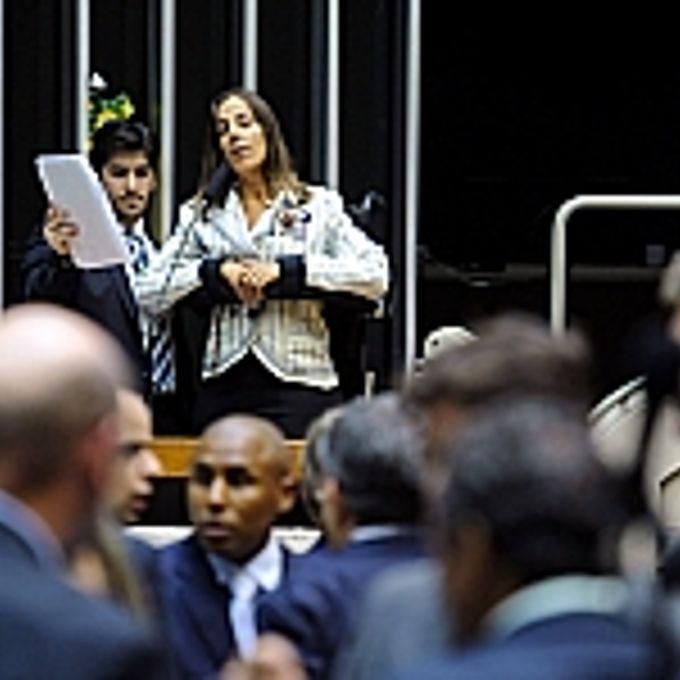 Ordem do Dia - votação Medida Provisória 550/11, dep. Mara Gabrilli (PSDB-SP), relatora da MP