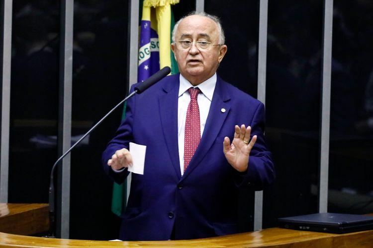 Sessão do Congresso Nacional destinada à deliberação de vetos e do Projeto de Lei do Congresso Nacional nº 4 de 2019. Dep. Júlio Cesar (PSD-PI)