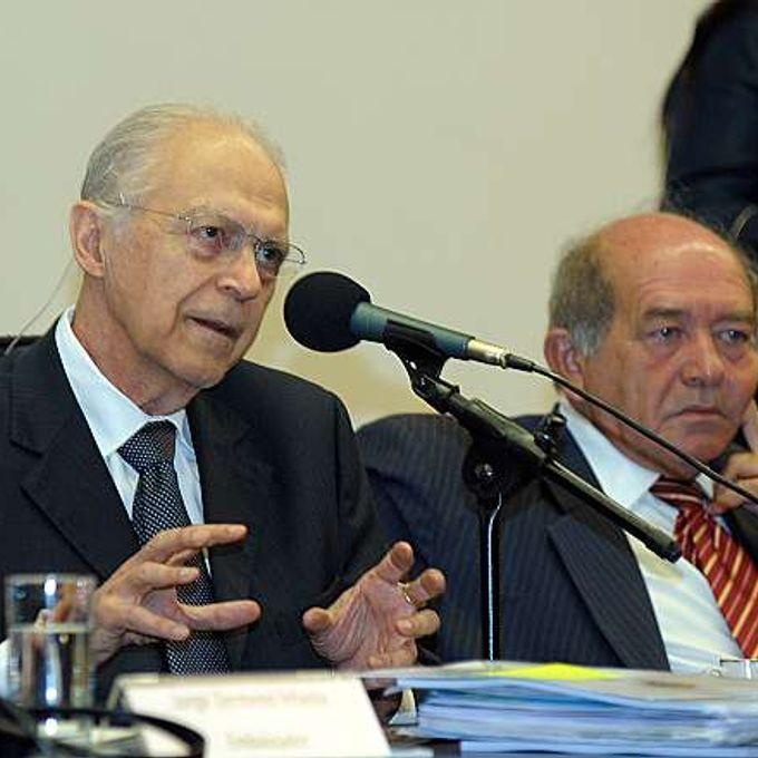Deputado Antonio Carlos Mendes Thame (PSDB-SP)