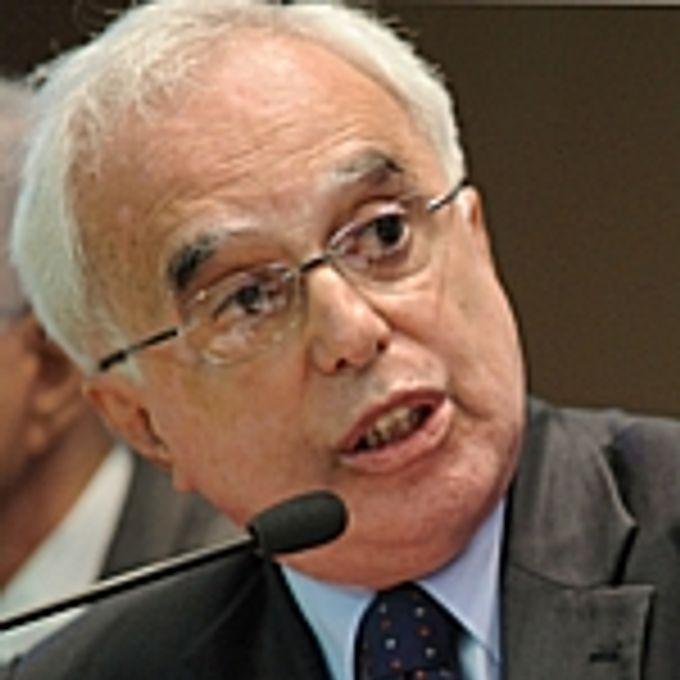 Autoridades - PR - SAE - Ex-ministro da Secretaria de Assuntos Estratégicos - Samuel Pinheiro