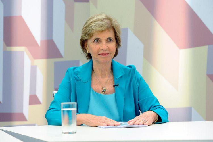 O Expressão Nacional desta semana pergunta, qual o limite para os juros bancários? Convidada deputada Yeda Crusius (PSDB-RS)