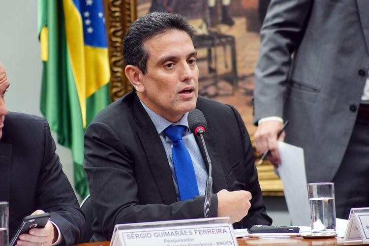 Audiência pública sobre o regime de capitalização e avaliação atuarial. Secretário de Previdência no Ministério da Economia, Leonardo José Rolim Guimarães