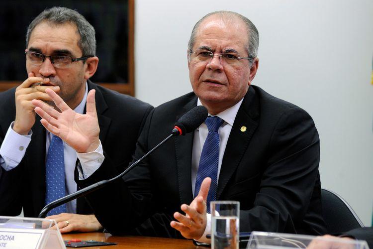 Reunião ordinária. Dep. Hildo Rocha (MDB - MA)