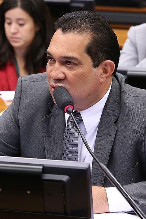 Audiência Pública e Reunião Ordinária. Dep. Carlos Andrade (PHS-RR)