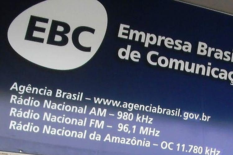 Comunicação - Geral - Fachada do prédio da EBC