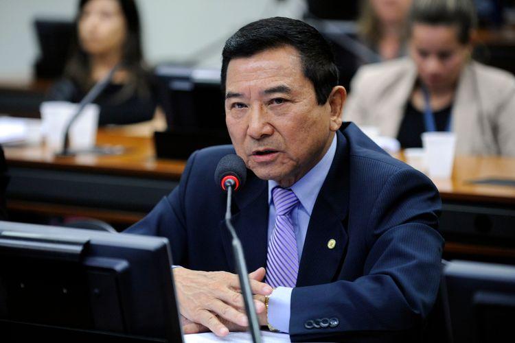 Reunião Ordinária. Dep. Junji Abe (PSD-SP)