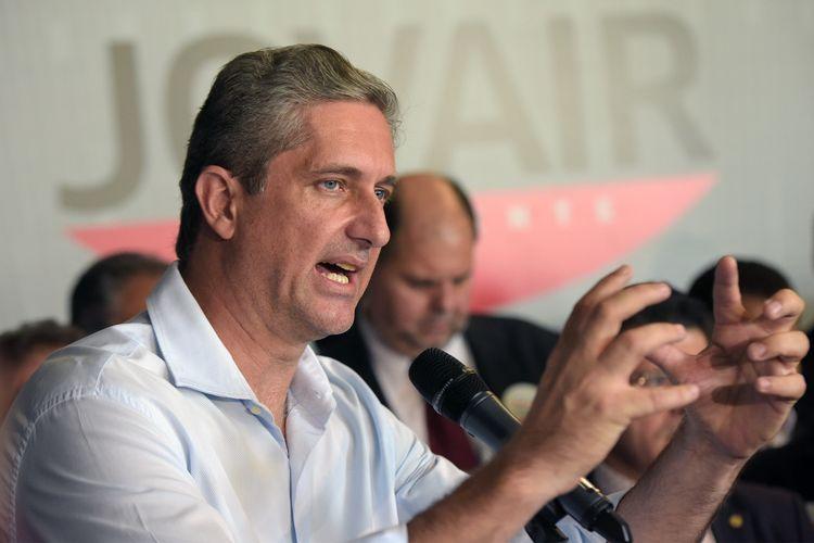 Líder do PSD, dep. Rogério Rosso (PSD - DF) candidato à presidência da Câmara