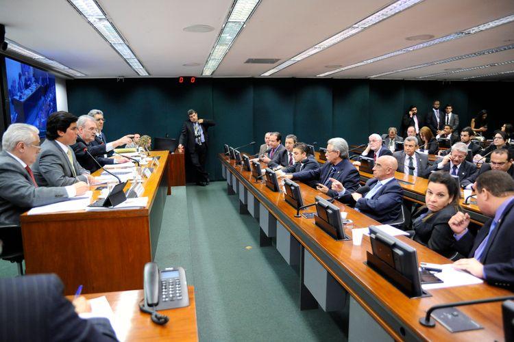 Reunião para leitura, apresentação e discussão do relatório da CPI, do dep. André Fufuca (PEN-MA)