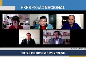 Capa - Terras indígenas: novas regras