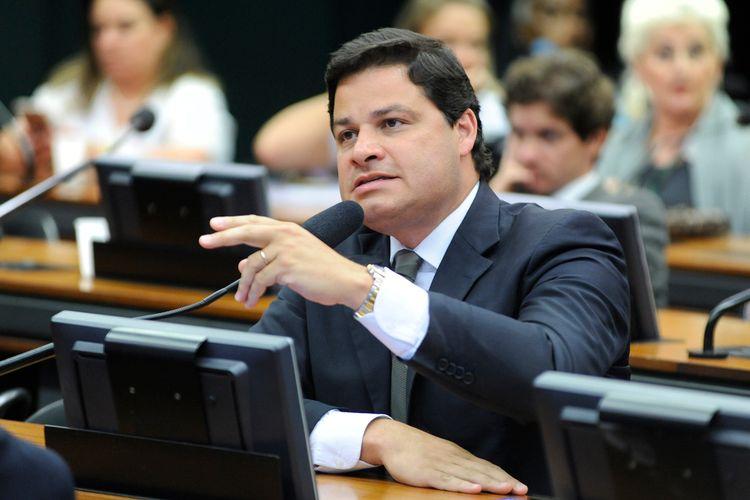Audiência Pública sobre o PL 4850/16, estabelece medidas contra a corrupção. Dep. Sandro Alex (PPS-PR)