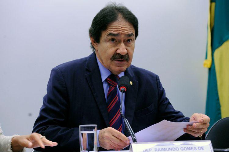 Audiência pública. Dep. Raimundo Gomes de Matos (PSDB - CE)