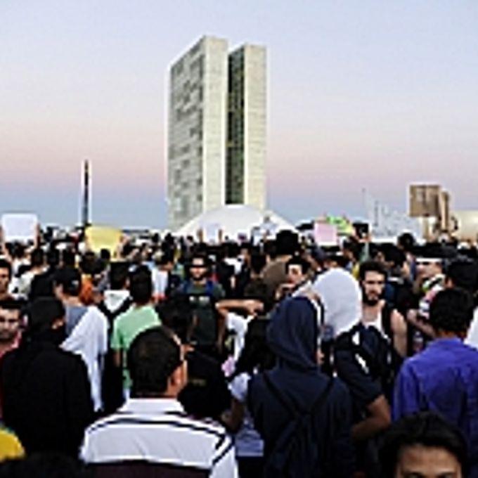 manifestações 2013 - 20-06 Brasília
