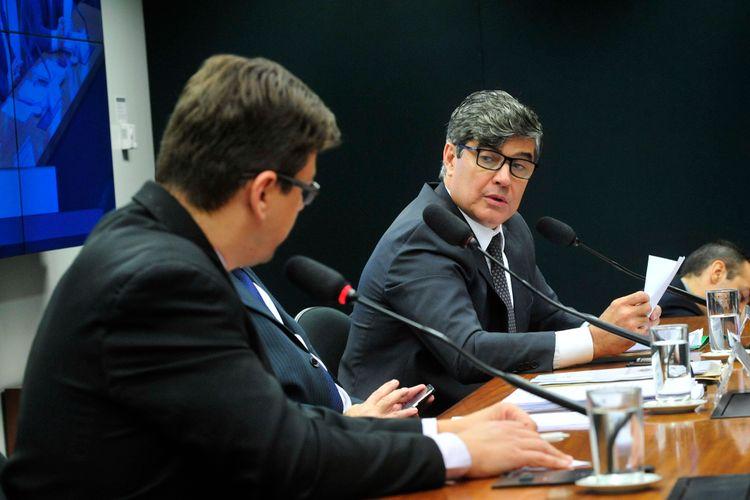 Audiência pública para tomada de depoimentos. Dep. Wellington Roberto (PR-PB)