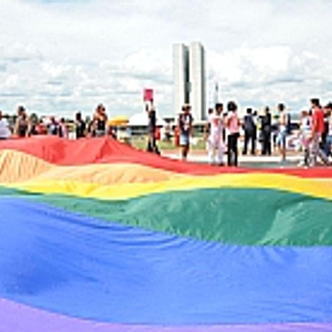 Direitos Humanos e Minorias - Homossexuais - 1ª Marcha Nacional contra a Homofobia na Esplanada dos Ministérios
