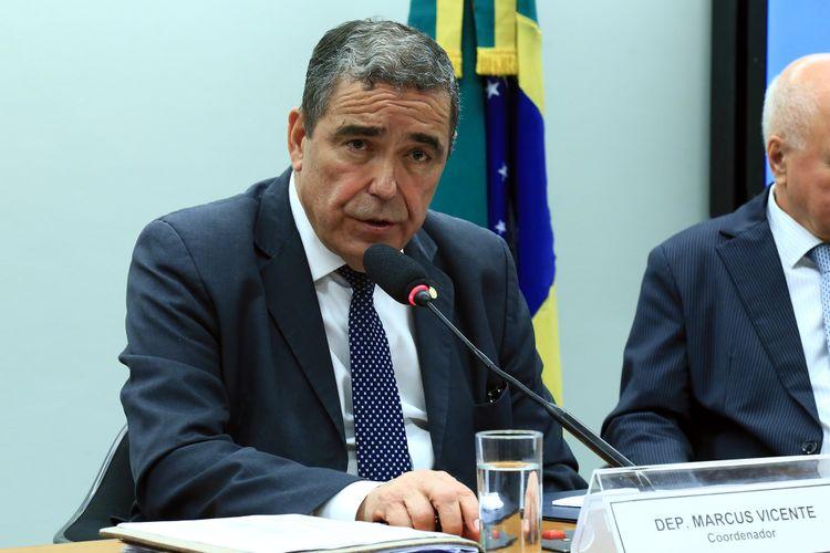 Reunião ordinária. Dep. Marcus Vicente (PP - ES)