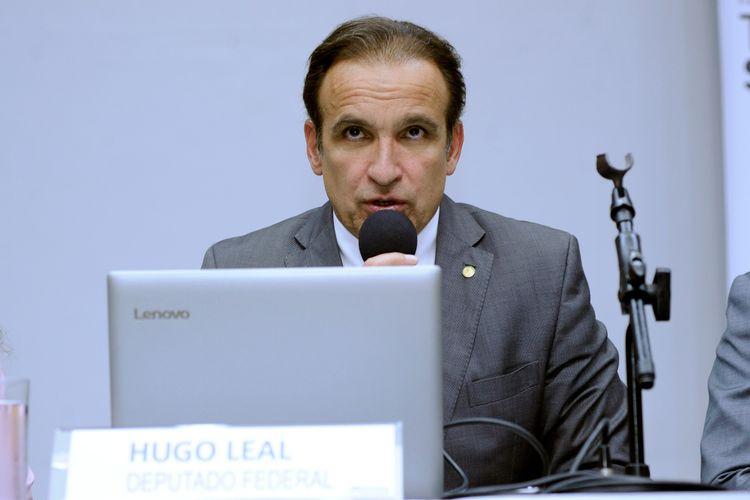 Lançamento das Frentes. Dep. Hugo Leal (PSD - RJ)