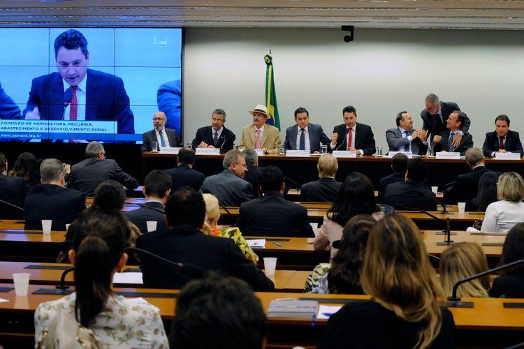 Audiência pública para debater os 5 anos de aprovação do Código Florestal - Lei 12.651/2012 e sua aplicação