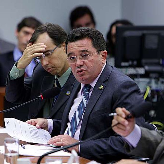 CMO - Senador Vital do Rêgo, relator do projeto da Lei de Diretrizes Orçamentárias para 2015