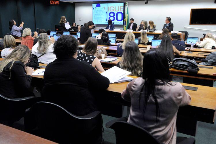 Audiência Pública sobre a situação de violência contra mulheres brasileiras no exterior