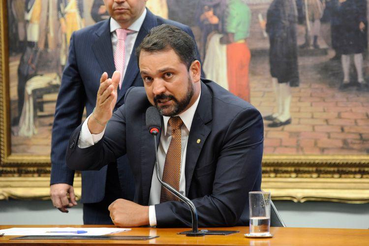 Reunião. Dep. Diego Andrade( PSD - MG)