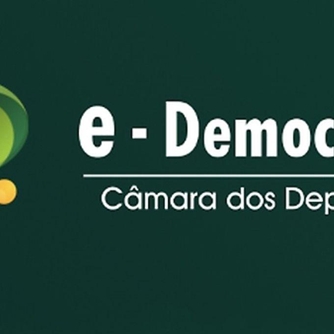 Banner - e-democracia