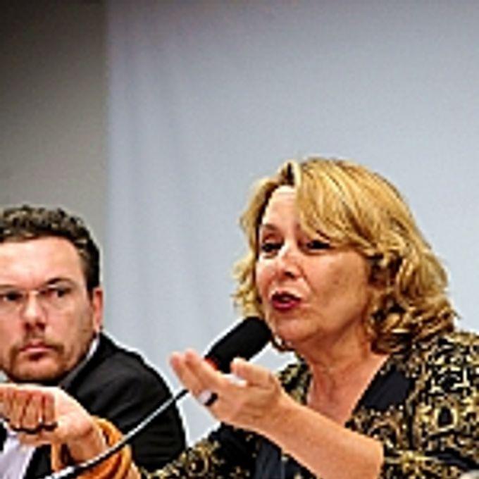 Audiência Pública: O exercício profissional do psicólogo, a ética e o respeito à homoafetividade - reunião presidida pela dep. Érika Kokay (autora do requerimemento)