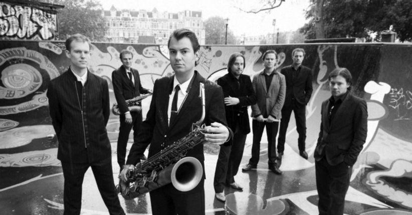 O jazz funk da banda holandesa The Jig