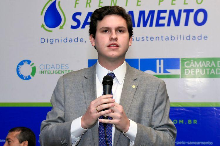 Lançamento da Frente. Dep. Enrico Misasi (PV-SP)