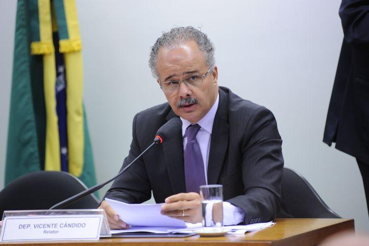 C. E. Reforma Política - Reunião Ordinária para ajustes do plano de trabalho do relator e deliberação de requerimentos - Dep. Vicente Candido (PT - SP)