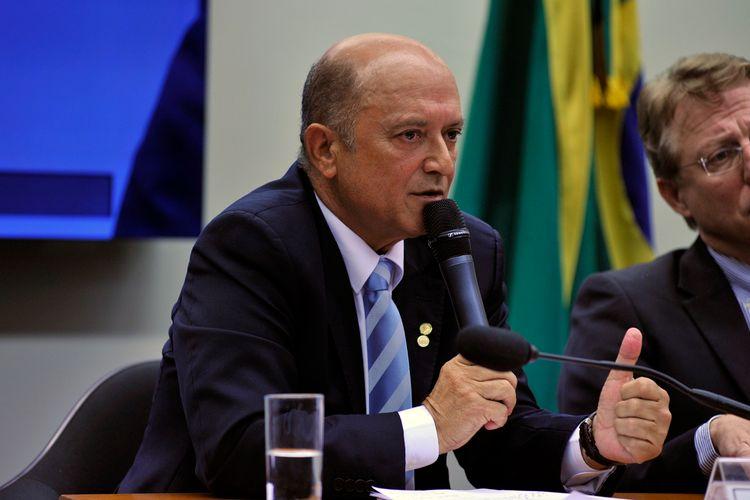 Audiência Pública. Dep. Lelo Coimbra (PMDB - ES)
