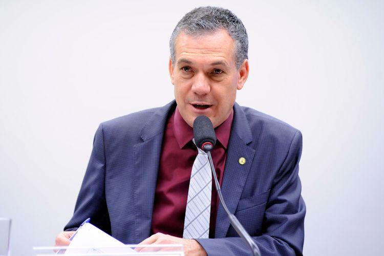 Audiência pública sobre as principais obras paralisadas custeadas com recursos do Orçamento Geral da União (OGU) e levantamento das medidas para retomada dos empreendimentos e mitigação do risco de novas paralisações. Dep. Zé Silva (SD-MG)