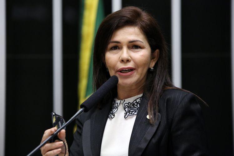 Homenagem aos cinquenta anos da Superintendência da Zona Franca de Manaus – Suframa. Dep. Conceição Sampaio (PP-AM)