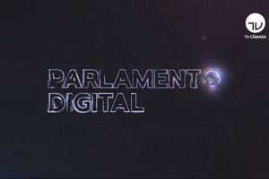 Capa - Parlamento Digital - Brasil foi 1º a implantar sistema de deliberação remota