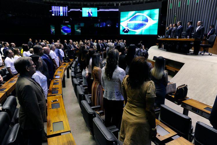 Homenagem aos Trinta Anos da Federação Nacional das Empresas de Segurança e Transporte de Valores - Fenavist
