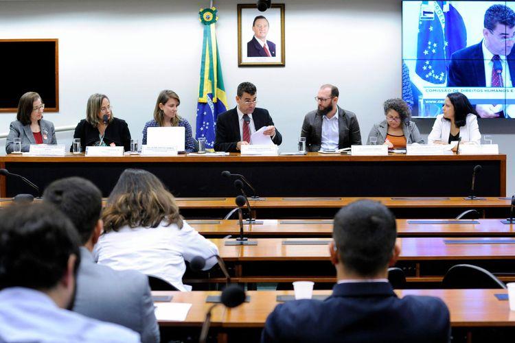 Audiência pública sobre a execução do marco regulatório das organizações da sociedade civil (MROSC)