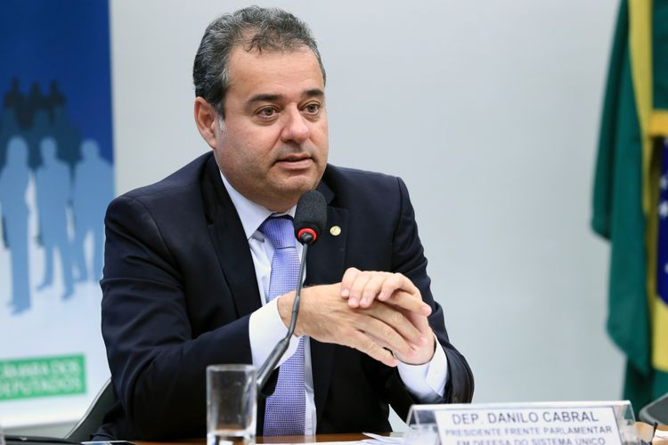 Audiência Pública e Reunião Ordinária. Dep. Danilo Cabral (PSB - PE)