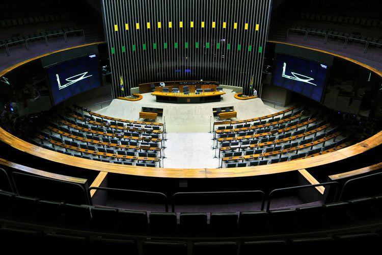 Plenário da Câmara - Plenário Ulysses Guimarães