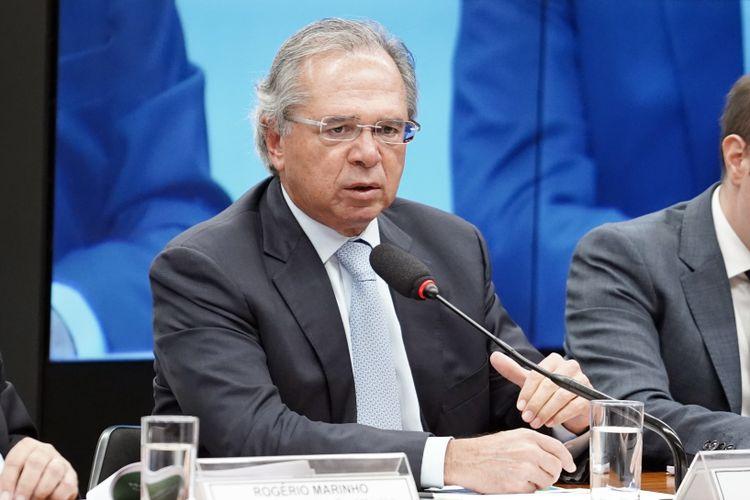 Audiência pública para apresentação Geral da PEC 6/2019. Ministro da Economia, Paulo Guedes
