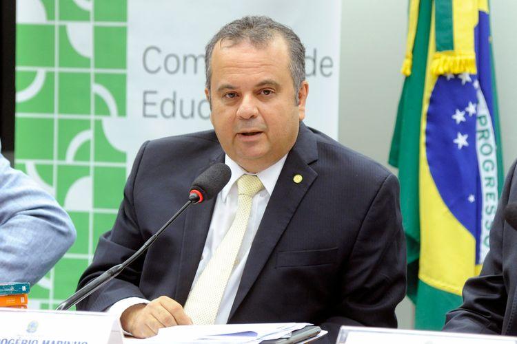 Audiência pública sobre o Assédio Ideológico nas Escolas Brasileiras de Educação Básica. Dep. Rogério Marinho