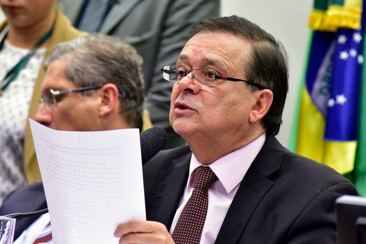 Apresentação, discussão e votação do parecer do relator
