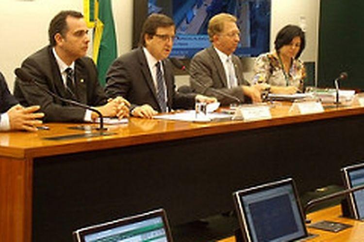 Deputado Danilo Forte (PSB-CE) é eleito presidente. Relator será o deputado João Campos (PSDB-GO).